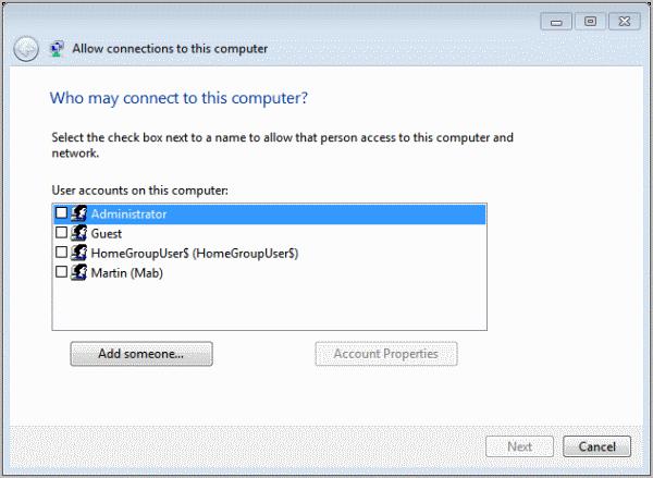 create virtual private network windows