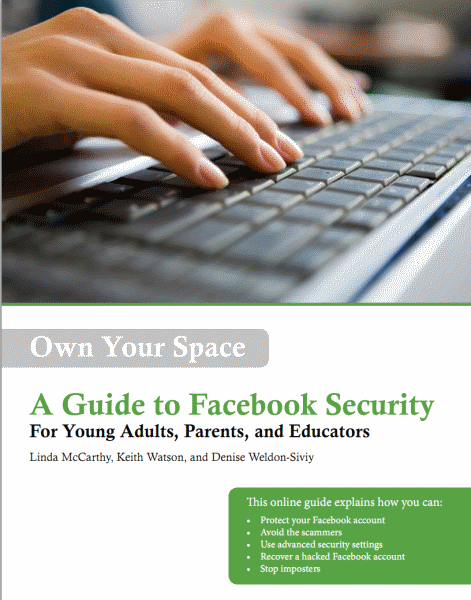 facebook security guide