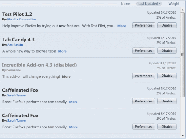 firefox-add-on-performance