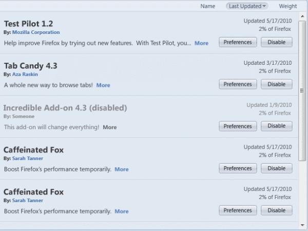firefox-add-on-performance