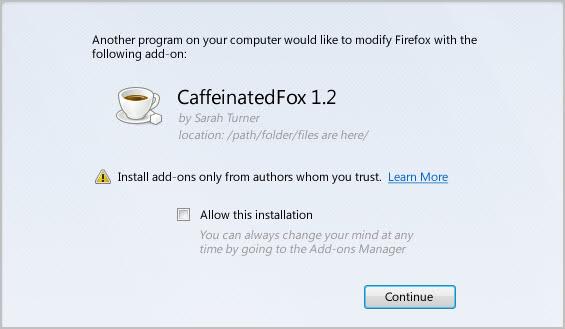 firefox-third-party-software-installation