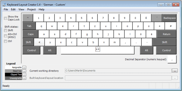 keyboard-layout