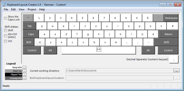 keyboard-layout