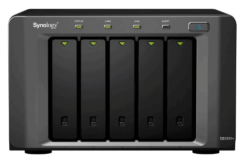 synology DiskStation 5-Bay