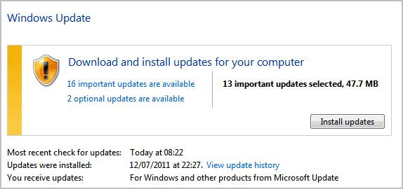 windows-updates