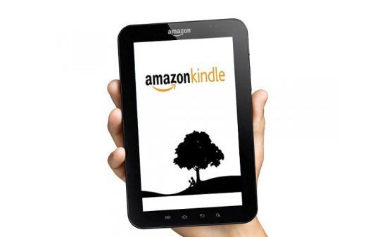 Amazon's Kindle Tablet