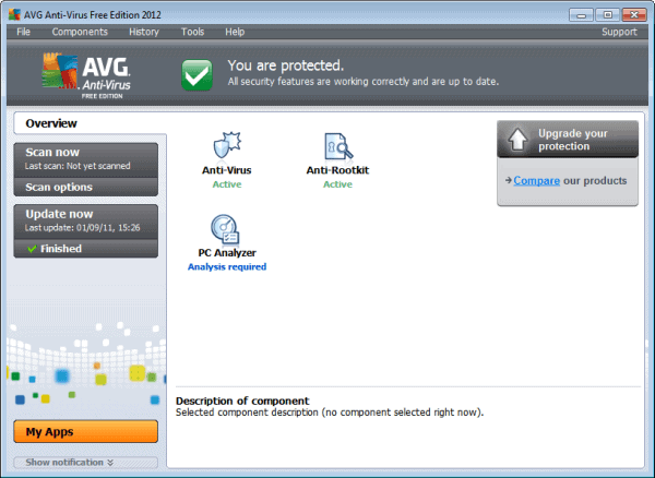 AVG Antivirus 2012 Full