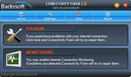 internet connectivity fixer