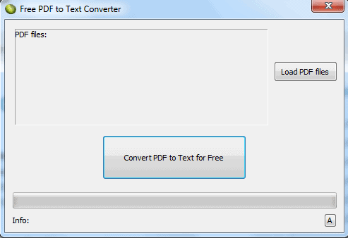 pdf to text converter