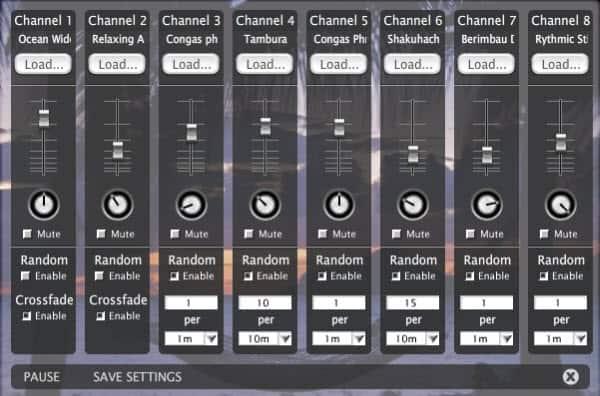 ambient mixer