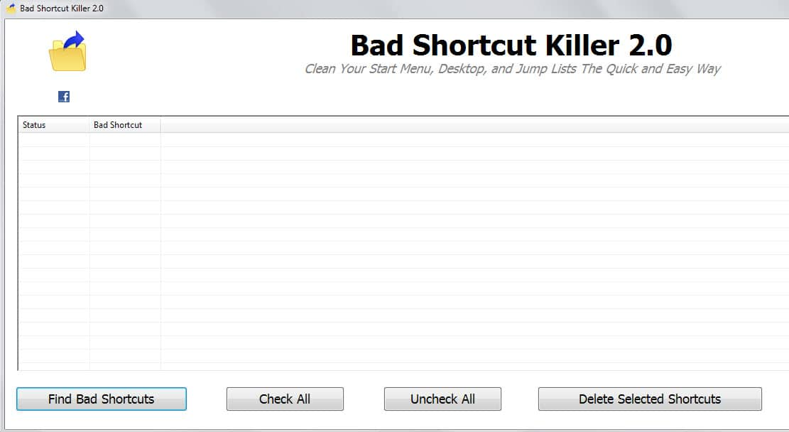 bad shortcut killer