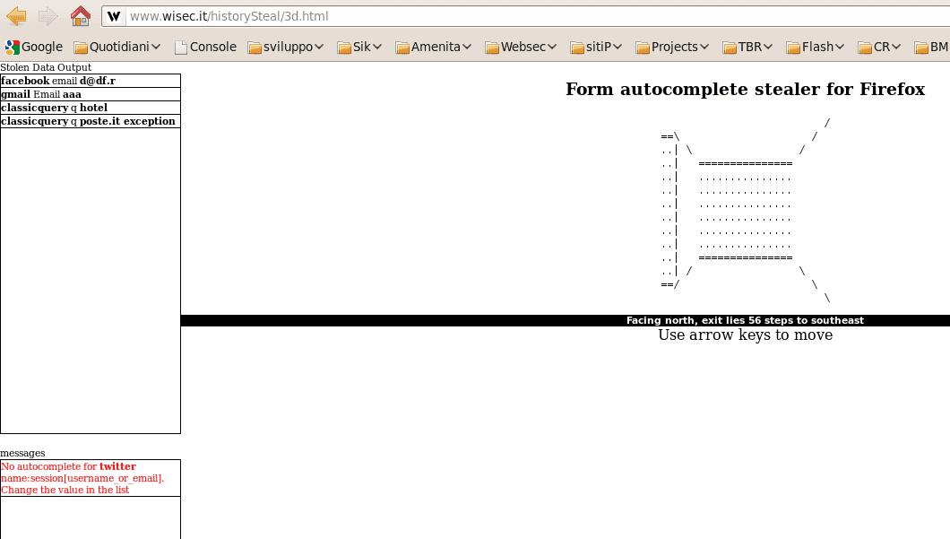 form autocomplete stealer