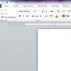 word master document