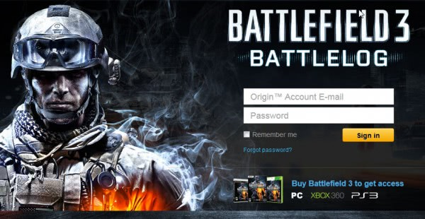 battlefield 3 without origin