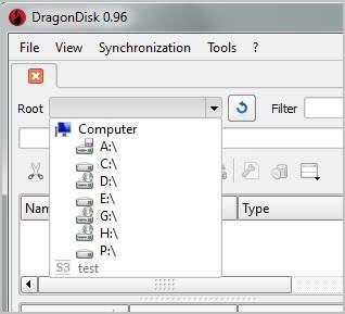 dragondisk