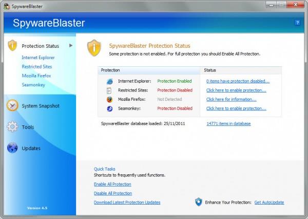 spyware blaster
