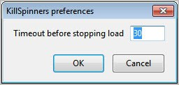 timeout stop loading page