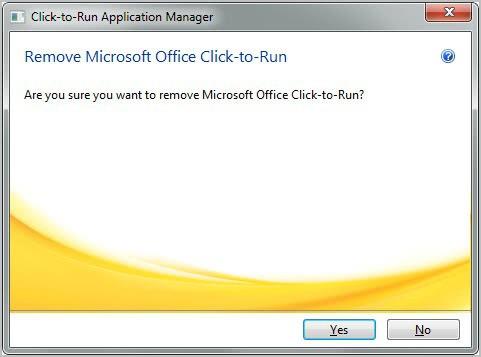 uninstall virtual drive