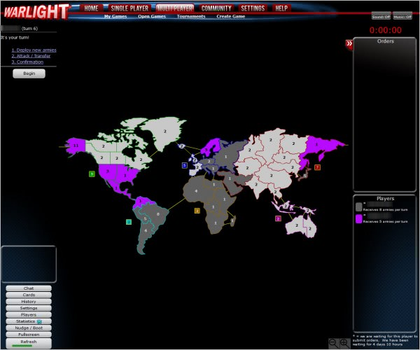 warlight map