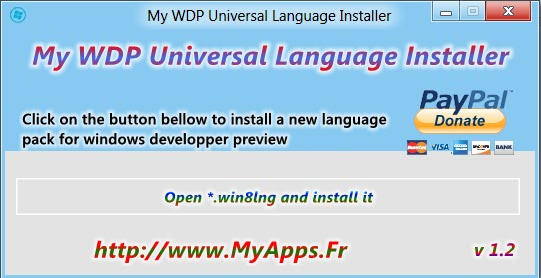 windows 8 language packs