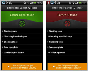carrier iq detector