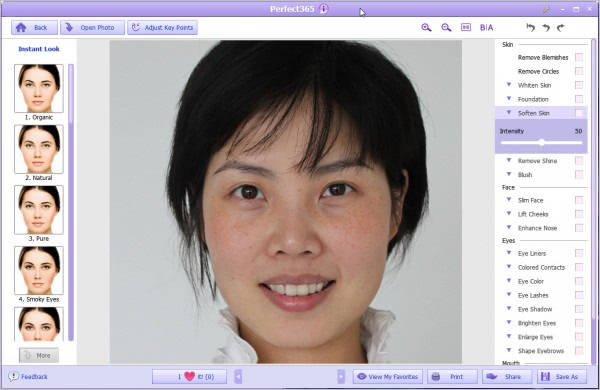 perfect365 makeover software