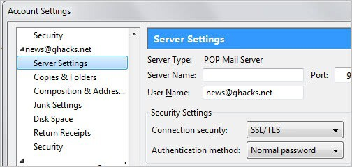 connection security