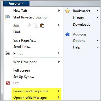 How to create a firefox profile: 7 steps (with pictures) wikihow.