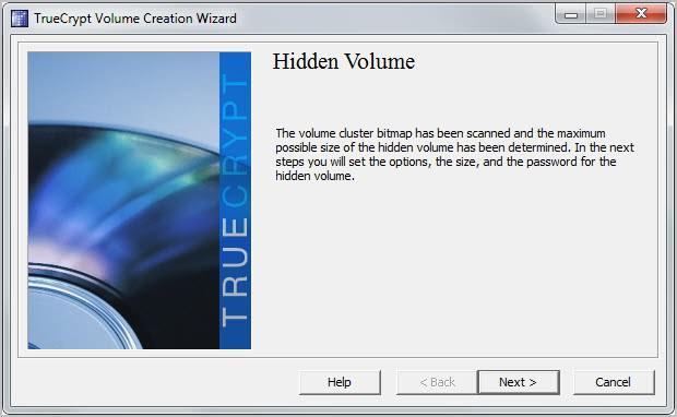 hidden volume