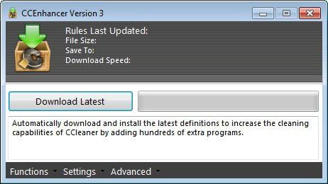 ccleaner enhancer 3