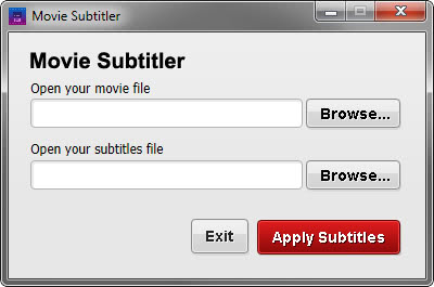 movie subtitler
