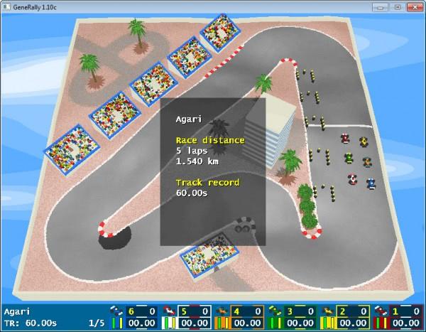 generally racing game