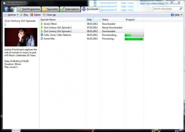 radio downloader