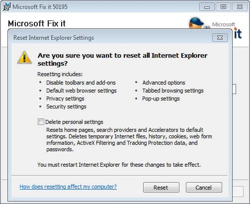 Aug 05, · Instruction to get rid if it say to RESET the browser. However I don't see any RESET in EDGE/IE in Windows Microsoft Edge and Internet Explorer on Insider Preview Site Feedback. Tell us about your experience with our site. YO. yobs Created on July 12, How to reset Edge/IE browser in Windows 10? I've been getting.