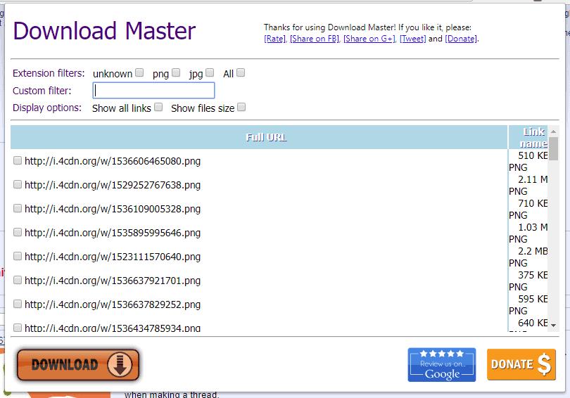 bulk image downloader full
