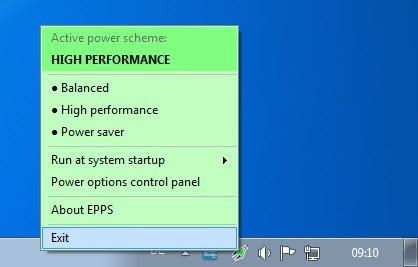 easy power plan switcher