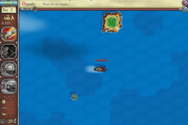 pirates game