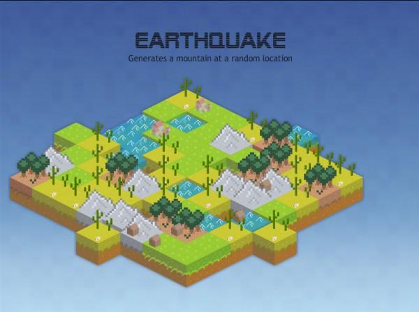 tinysasters earthquake