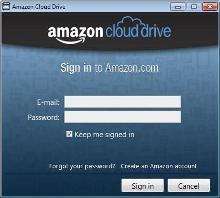 Amazon cloud drive google imagenes