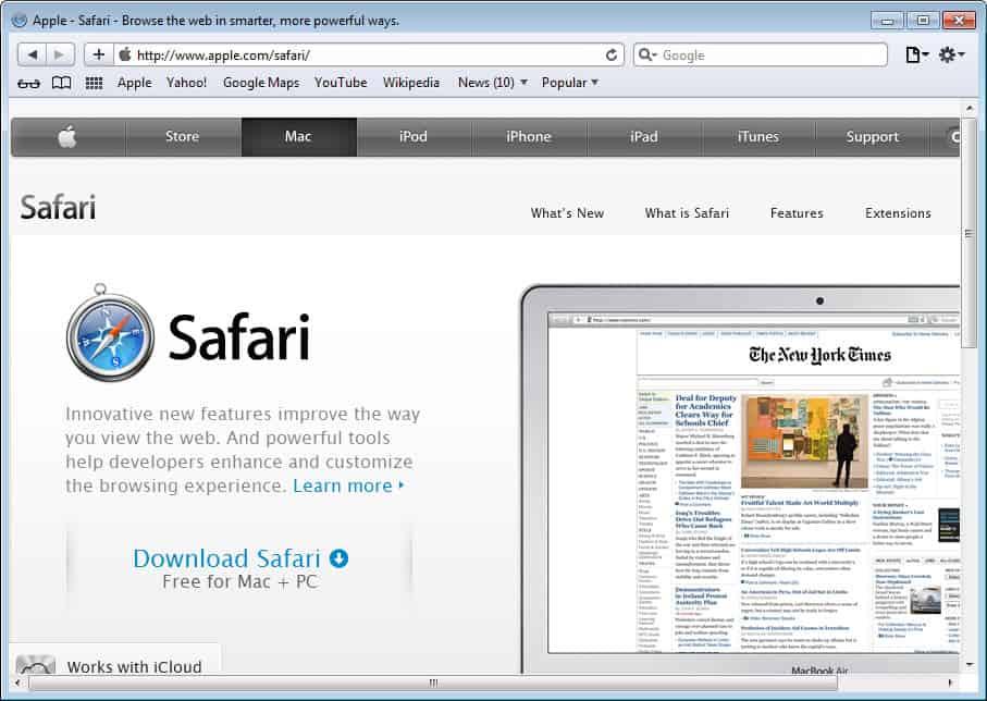 Today's Web Browser Landscape - gHacks Tech News