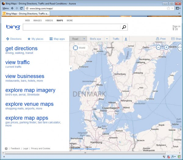 The new Bing Maps, What\'s Your Take? - gHacks Tech News