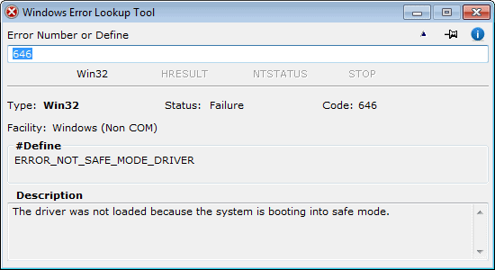 fix windows errors