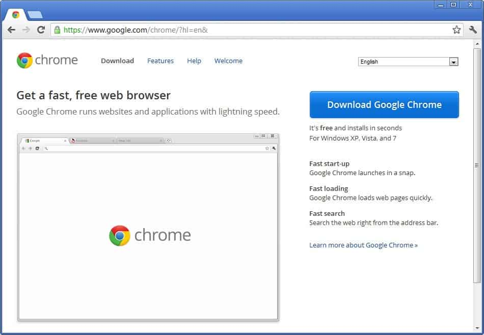 Fix Google Chrome crashes and hangs - gHacks Tech News