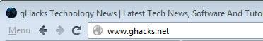 regular websites