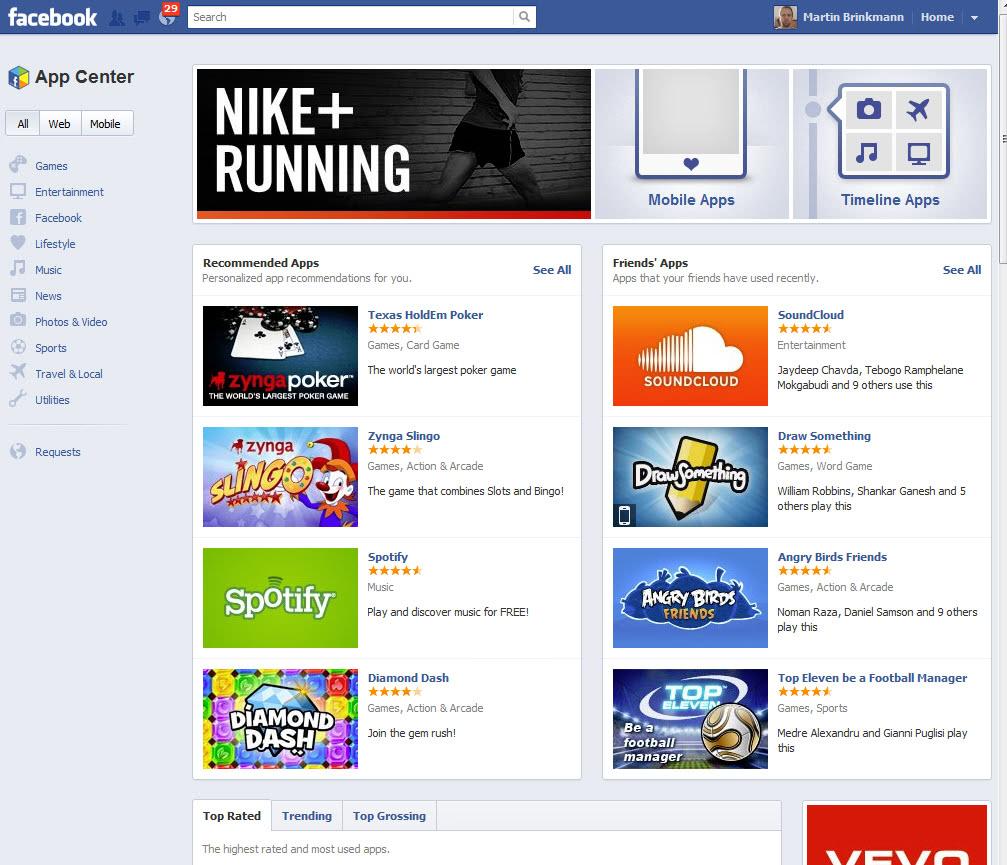 facebook ad-center