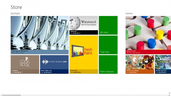 windows 8 english store