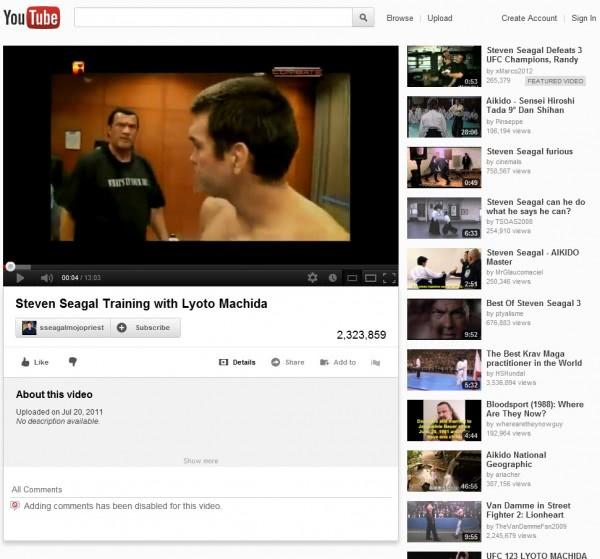 youtube new video design