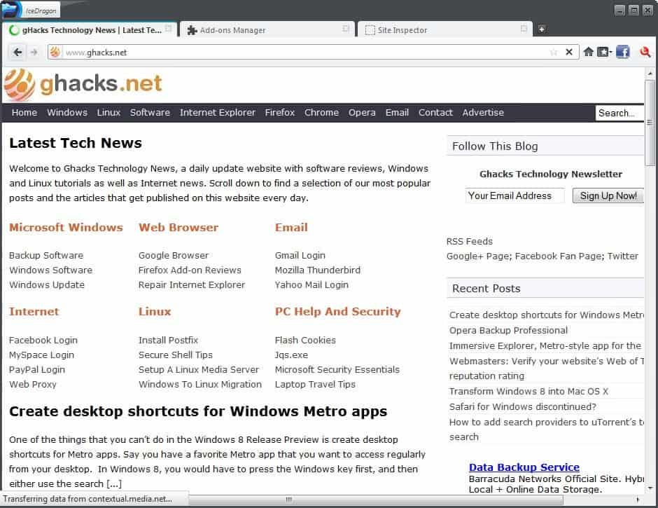safari browser windows discontinued