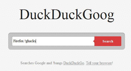duckduckgoog