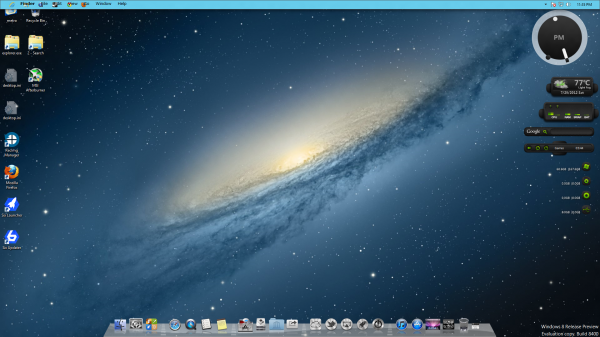 windows 8 to mac os x